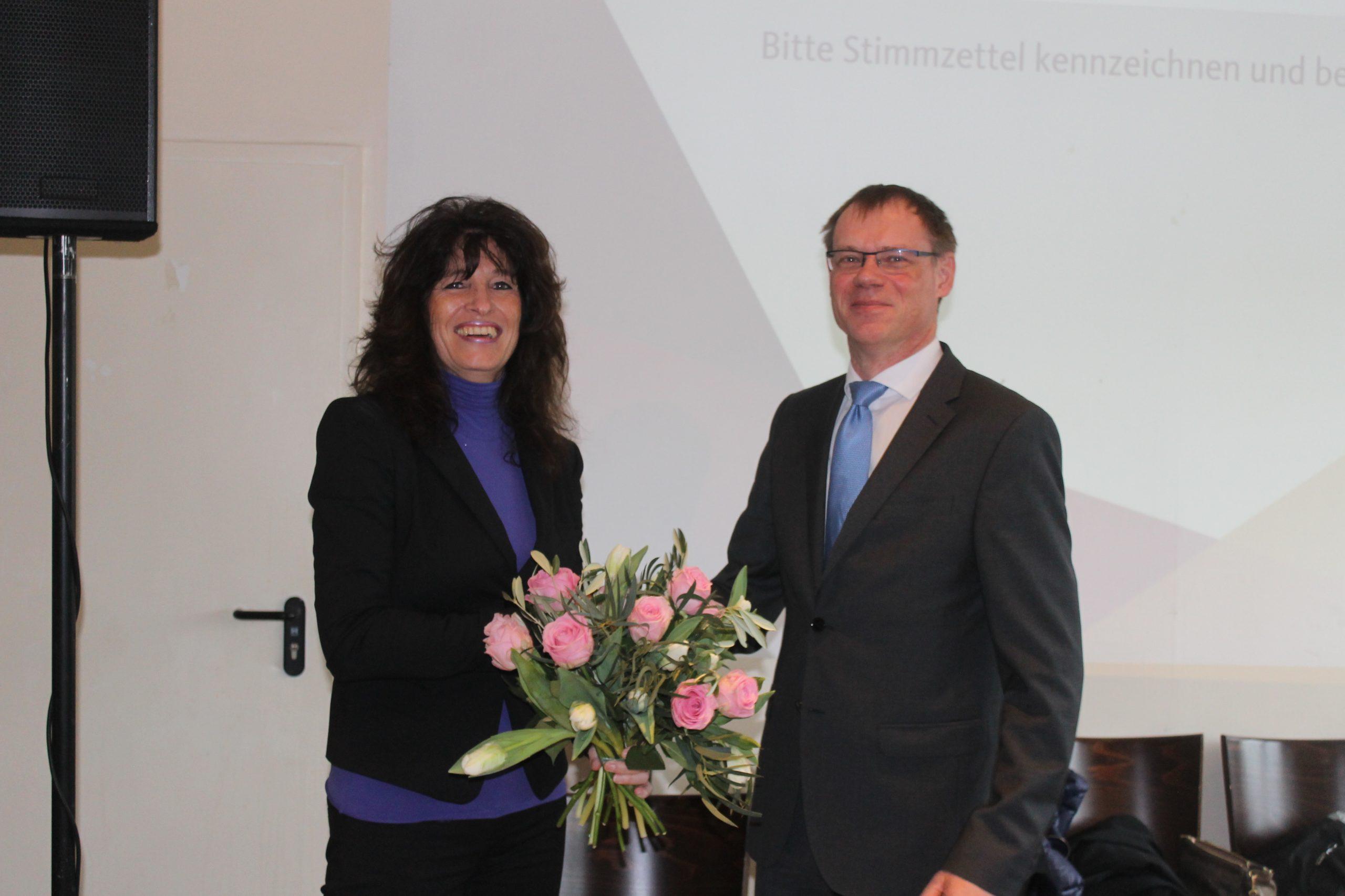 Sabine Noll zur Bürgermeisterkandidatin gewählt
